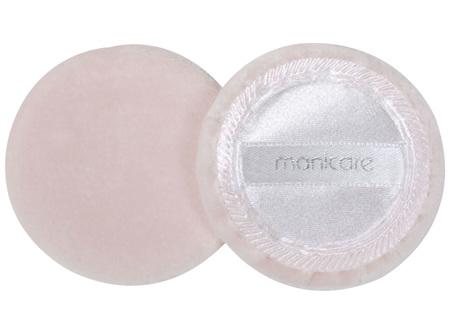 Manicare Powder Puffs, Pure Cotton, 2 Pack