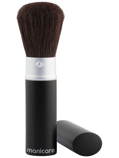 Manicare Retractable Powder Brush