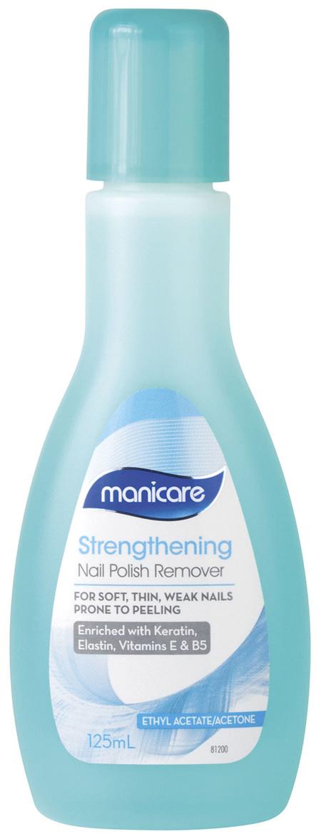 Manicare Super Fast Nail Polish Remover 125mL