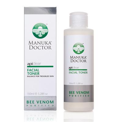 Manuka Doctor ApiClear Facial Toner 150ml