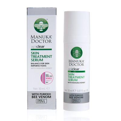 Manuka Doctor ApiClear Skin Treatment Serum 30ml