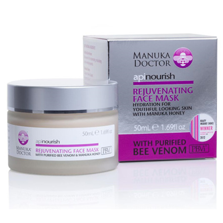Manuka Doctor ApiNourish Rejuvenating Face Mask 50g