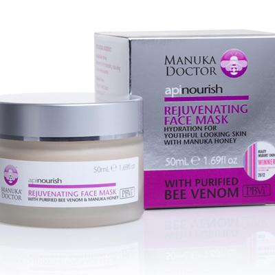 Manuka Doctor ApiNourish Rejuvenating Face Mask 50g