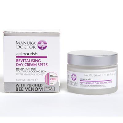 Manuka Doctor ApiNourish Revitalising Day Cream SPF 15 50ml