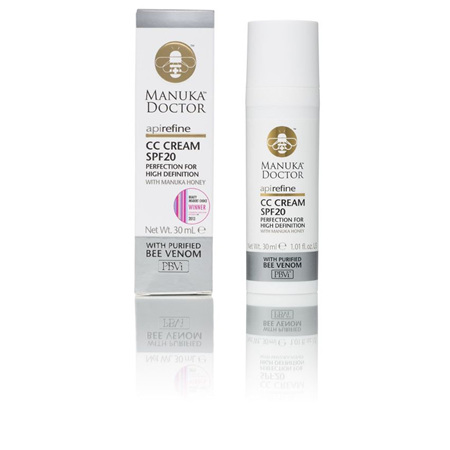 Manuka Doctor ApiRefine CC Cream SPF20 30ml
