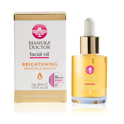 Manuka Doctor Brightening Facial Oil 30ml