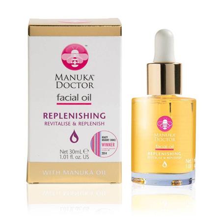 Manuka Doctor Replenishing Facial Oil 30ml