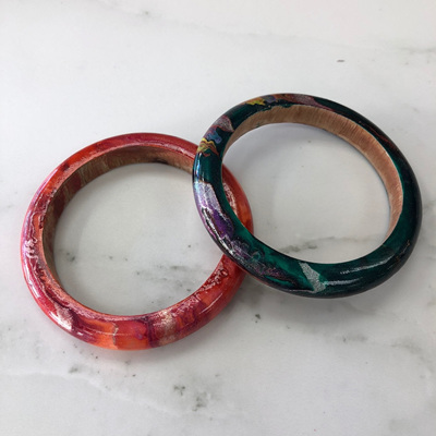 Marbled Bangle WAS $12