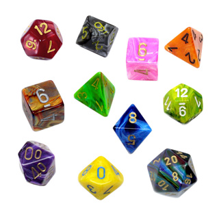 Marbled Dice