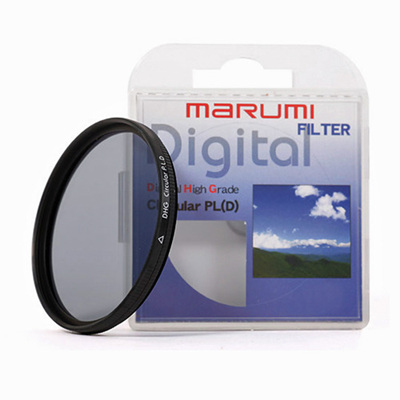 MARUMI 46MM CIRC POLA MCIRP46