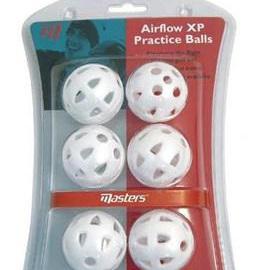 Masters Airflow Practice Balls