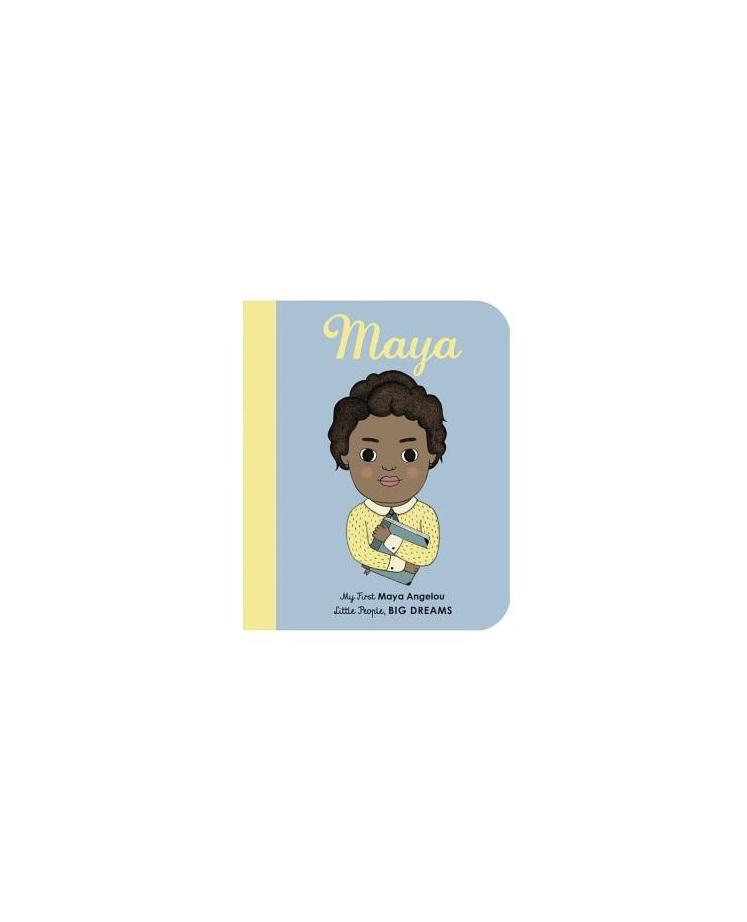 Maya Angelou Board Book