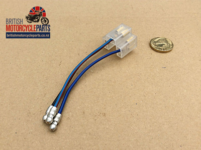 MC808 Halogen Bulb Holder - Triumph 1979on