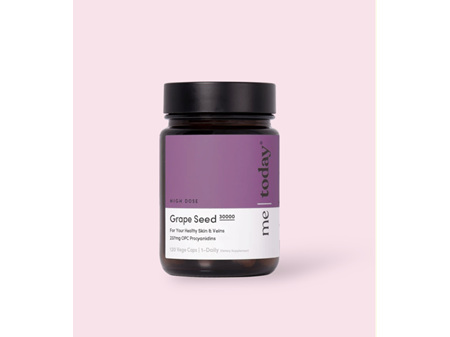 me today Grape Seed 30000 120vCaps