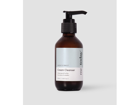 me today Men's Daily C/Cleans. 100ml
