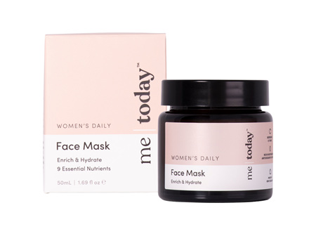 me today Women Daily Face Mask 50ml