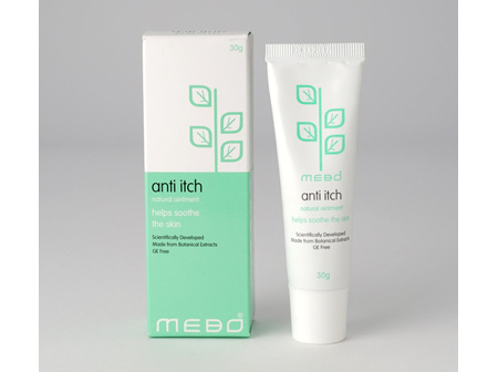MEBO ANTI-ITCH OINT 30G