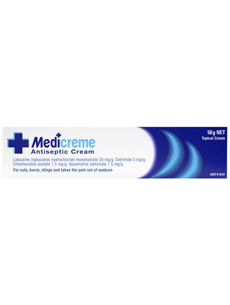 Medi Antiseptic 50g
