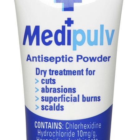 Medi Pulv Antiseptic Powder 12.5g