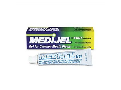 MediJel Mouth Ulcer Gel 15g