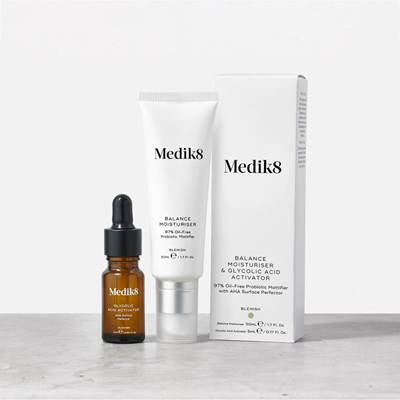 Medik8 Balance Moisturise & Glycoloic Acid Activator (Beta Moisturise)