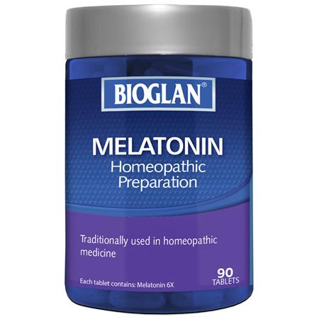 Melatonin - Homeopathic Sleep Formula