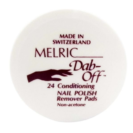 MELRIC NAIL POLSH REMOVAL PADS 24