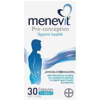 Menevit Male Fertility Supplement Capsules 30