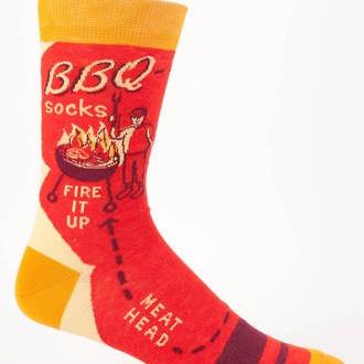 Men's Socks - BBQ Socks