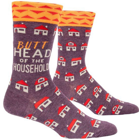 Men's Socks - Butthead Household