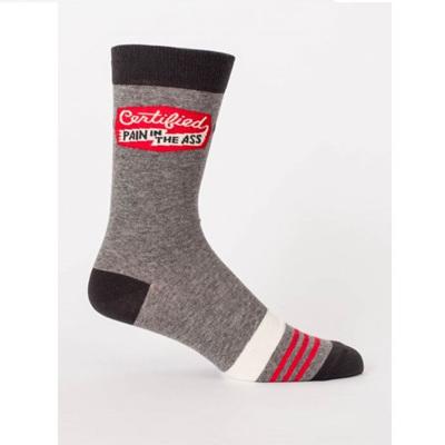 Men's Socks - Certified Pain In The Ass