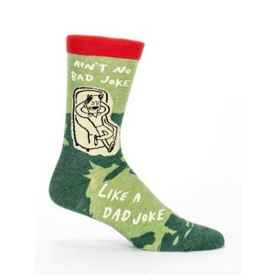 Men's Socks - Dad Jokes