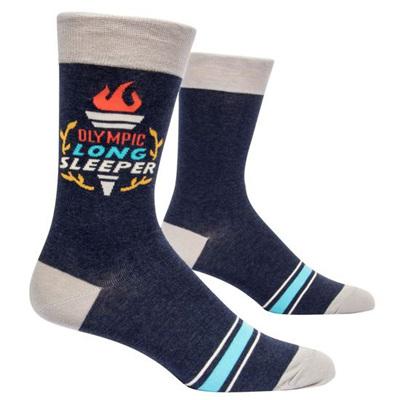 Men's Socks - Olympic Long Sleeper
