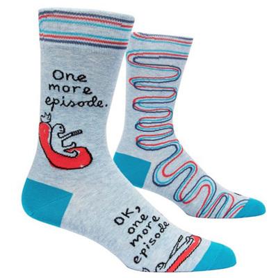 Mens Socks - One More Episode