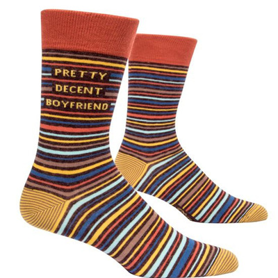 Mens Socks - Pretty Decent BF