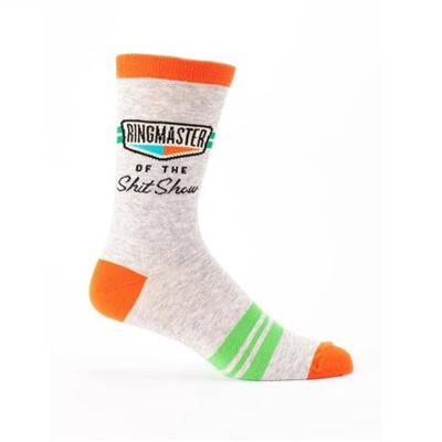 Men's Socks - Ringmaster Shit Show