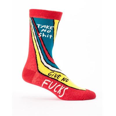 Men's Socks - Take No Sh*t