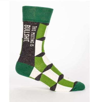 Men's Socks - This Meeting