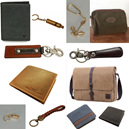 Mens Wallets, Bags & Keyrings