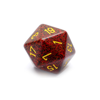 Mercury' Large Twenty Sided Dice