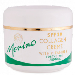 MERINO Collagen Cream SPF30 100g