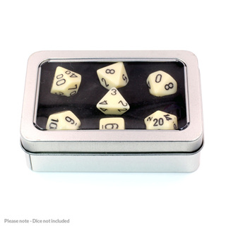 Metal Dice Box