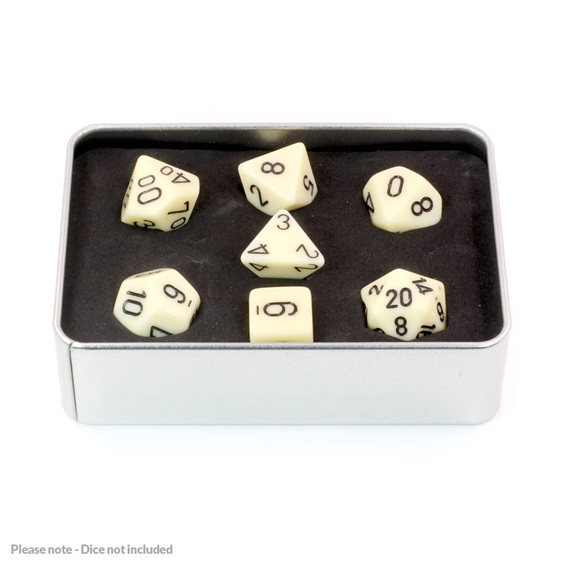 Metal Dice Box Games and Hobbies New Zealand NZ