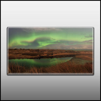 "Metal panel starting from $19.95 (6x4"")"