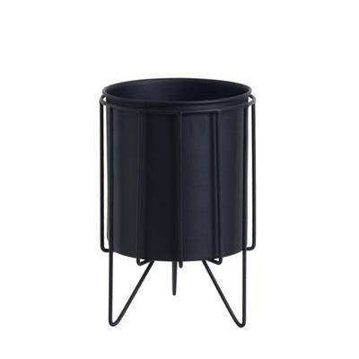 Metal Plant Pot - Small