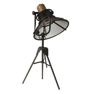 Metal Tripod Floor Lamp I