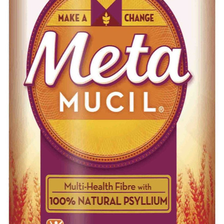 Metamucil Daily Fibre Supplement Smooth Orange 48 Doses