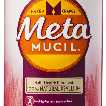 Metamucil Daily Fibre Supplement Wild Berry Smooth 114 Doses
