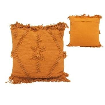 Mexi Cushion - Mustard 55x55cm
