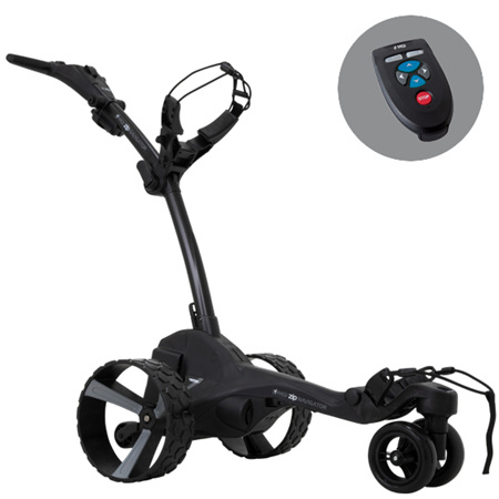 MGI Zip Navigator Electric Golf Trundler